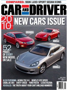 car and driver magazine only for 1 year subscription. Black Bedroom Furniture Sets. Home Design Ideas